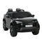 Kids Ride On Car Licensed Land Rover 12V Electric Car Toys Battery Remote Black