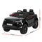 Kids Ride On Licensed Land Rover - Black