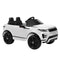 Kids Ride On Licensed Land Rover - White