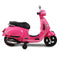Vespa Licensed Scooter - Pink - Factory Direct Oz