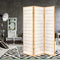 Artiss 3 Panel Wooden Room Divider - Natural - Factory Direct Oz