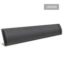 1800W Electric Heater Panel - Black - Factory Direct Oz