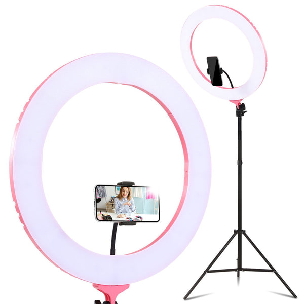 "19"" 6500K 5800LM LED Ring Light - Factory Direct Oz"