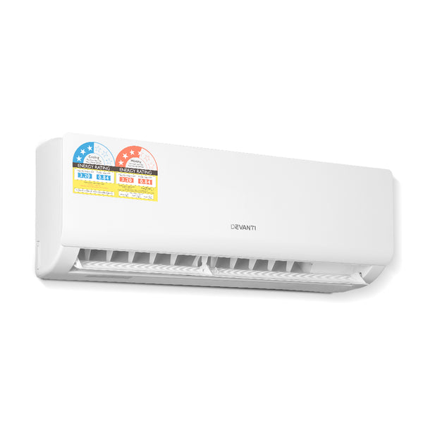 3.2kW 4-in-1 Split System Inverter Air Conditioner - Factory Direct Oz