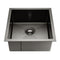 Cefito 440 x 440mm Stainless Steel Sink - Black - Factory Direct Oz