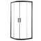 Cefito 900x900mm Curved Shower Screen - Factory Direct Oz