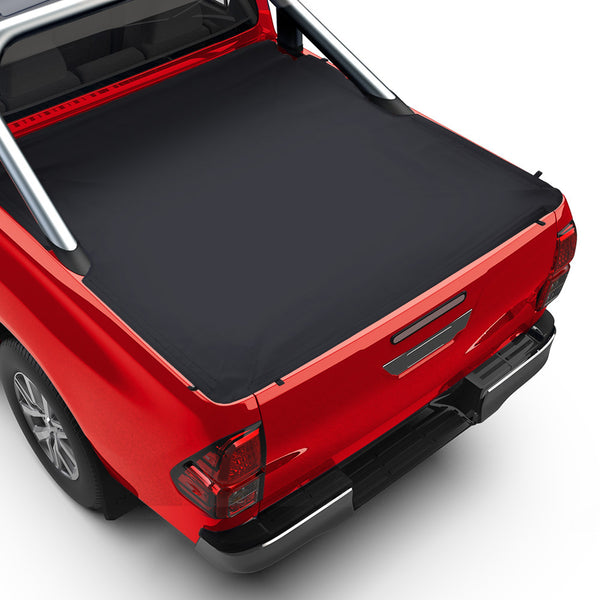 Weisshorn Tonneau Cover - Fit TOYOTA HILUX SR5 A-DECK DUAL CAB - Factory Direct Oz