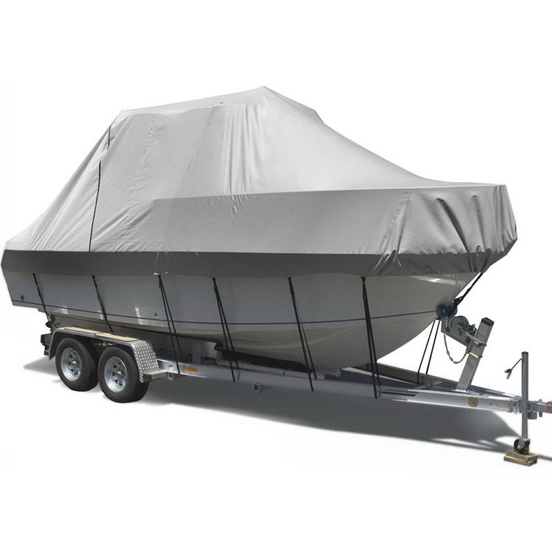 Seamanship 17 - 19ft Waterproof Boat Cover - Factory Direct Oz
