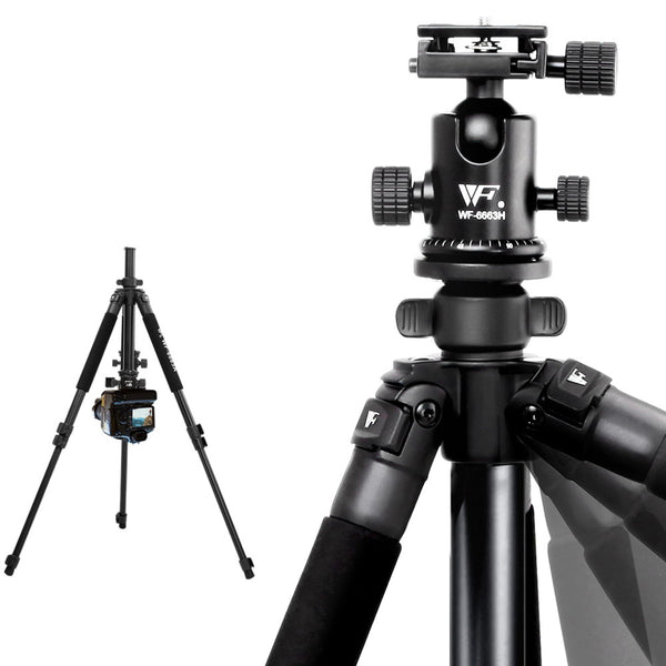 Weifeng 173cm Professional Ball Head Tripod - Factory Direct Oz