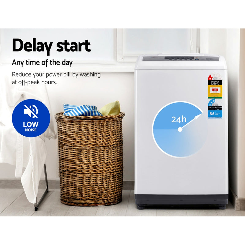 7kg Top Load Washing Machine - Factory Direct Oz
