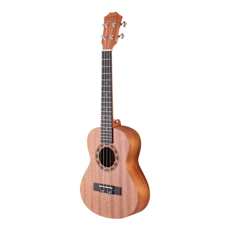 ALPHA 23 Inch Mahogany Concert Ukulele - Factory Direct Oz