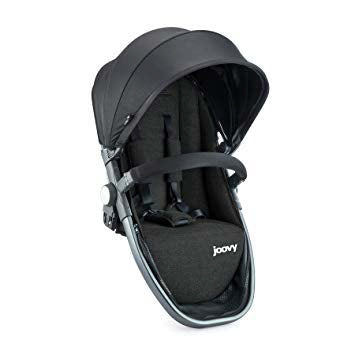 Joovy Qool Second Seat - Black