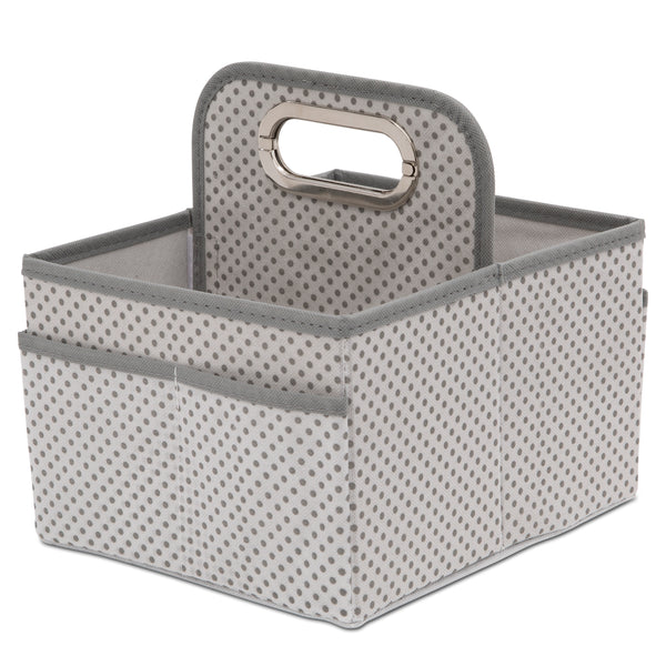 Portable Nursery Caddy - Cool Grey - Factory Direct Oz