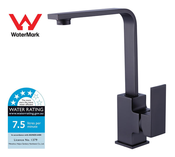 Kitchen Mixer Tap Faucet - Matte Black - Factory Direct Oz