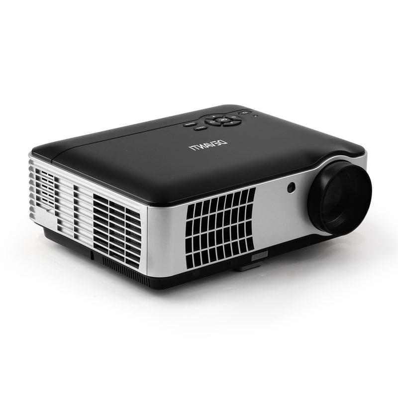 1080HD Smart Android 4000 Lumen Projector  +  Bluetooth - Factory Direct Oz