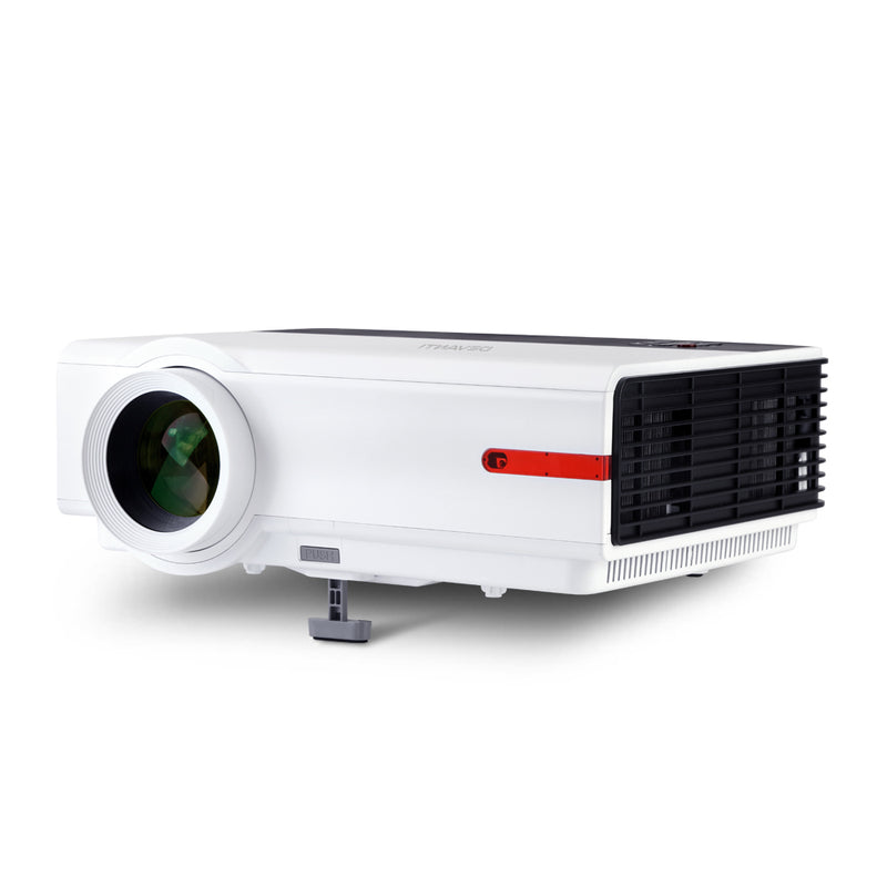 Smart 1080P HD Android 5000 Lumen Projector + WiFi & Bluetooth - Factory Direct Oz