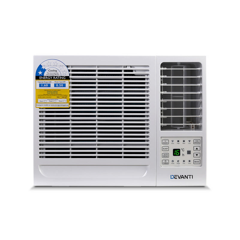 1.6kW Window Air Conditioner - Factory Direct Oz