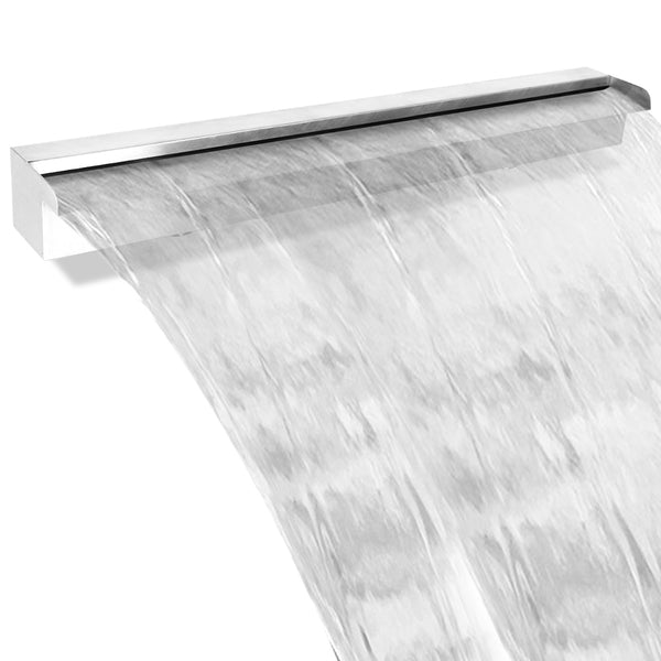 Gardeon Waterfall Feature Water Blade Fountain 120cm - Factory Direct Oz