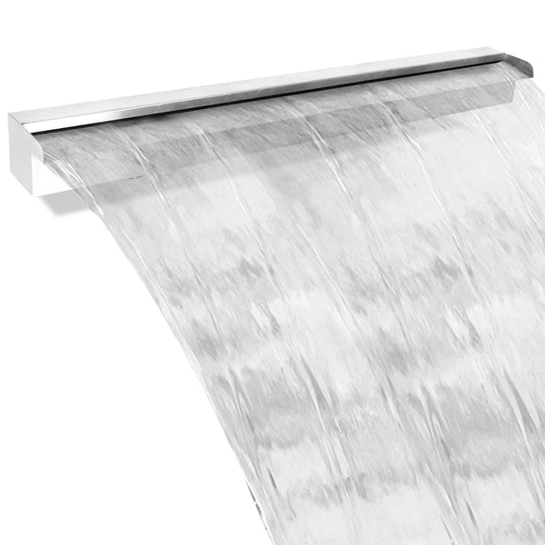 Gardeon Waterfall Feature Water Blade Fountain 150cm - Factory Direct Oz