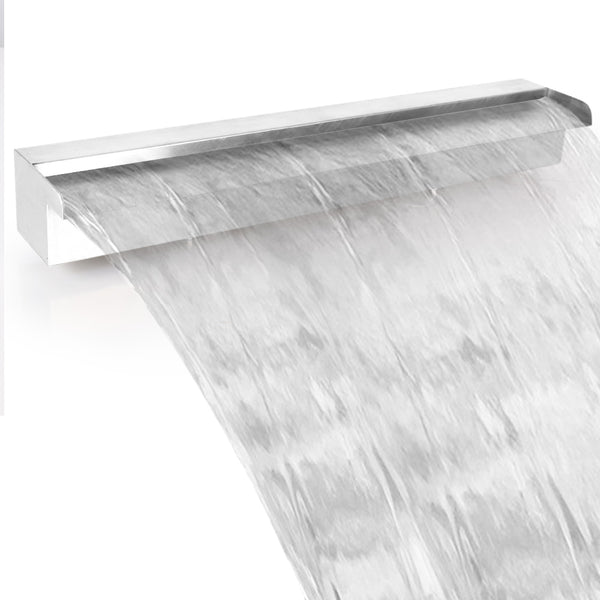 Gardeon Waterfall Feature Water Blade Fountain 60cm - Factory Direct Oz
