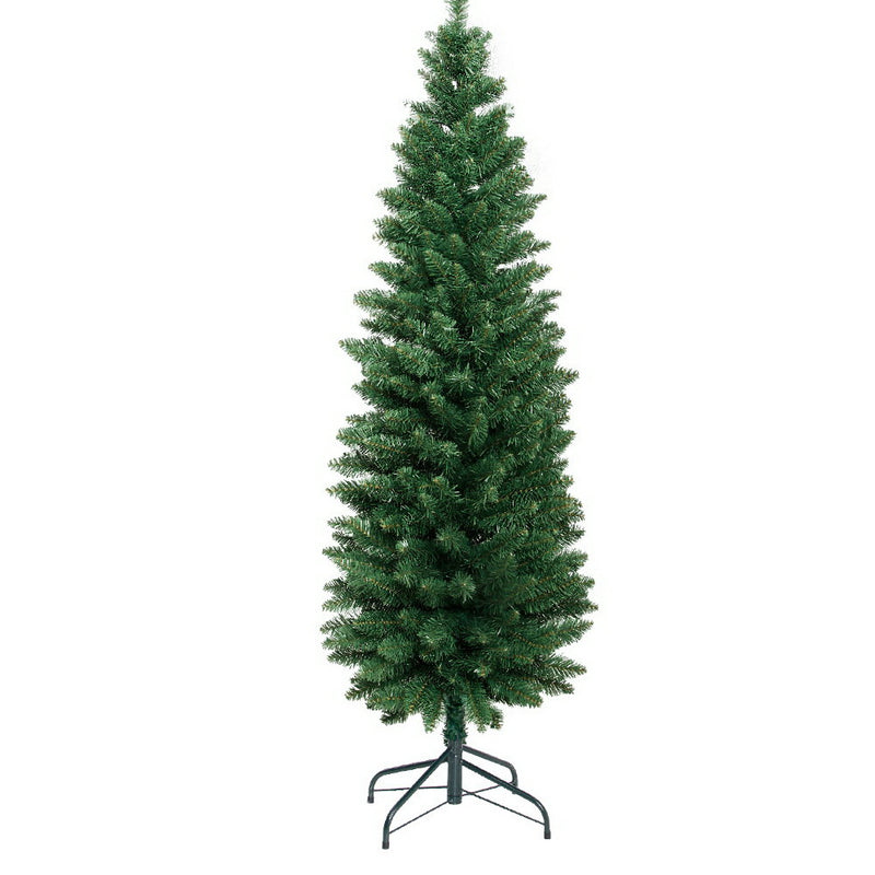 Jingle Jollys 6FT Slim Christmas Tree - Factory Direct Oz