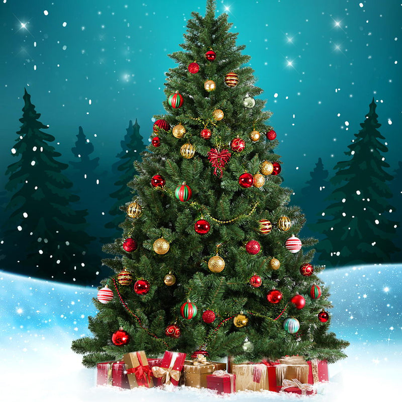 Jingle Jollys 8FT Christmas Tree - Factory Direct Oz