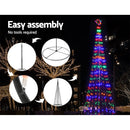 Jingle Jollys 750pc 5M LED Christmas Tree Lights & Inflatable Set - Factory Direct Oz