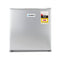 48L Portable Mini Bar Fridge - Silver - Factory Direct Oz