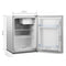 70L Portable Mini Bar Fridge - Silver - Factory Direct Oz