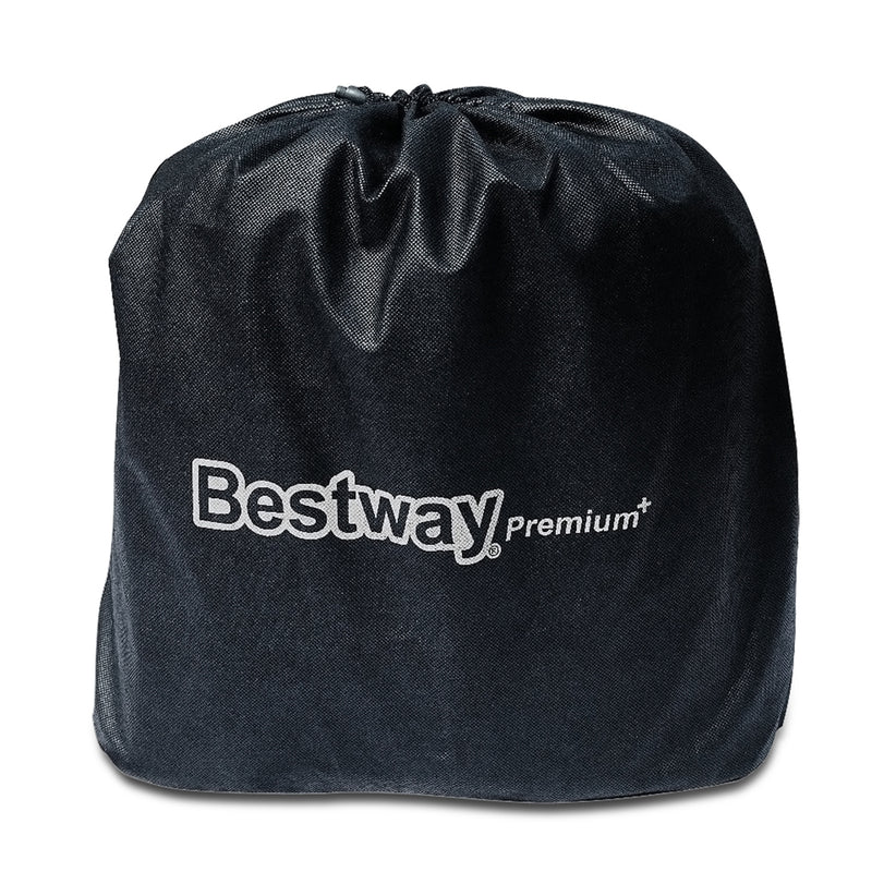 Bestway Queen Size Inflatable Air Mattress - Black - Factory Direct Oz