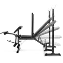 9-In-1 Weight Bench Multi-Function Power Station Fitness Gym Equipment - Factory Direct Oz