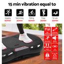 Everfit Vibration Machine - Black - Factory Direct Oz