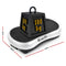 Everfit Vibration Machine - White - Factory Direct Oz