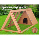 i.Pet Rabbit/Guinea Pig Hutch - Factory Direct Oz