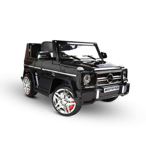 Mercedes Benz Licensed G65 12V Electric Black - Factory Direct Oz