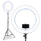 "Embellir 19"" 5500K LED Ring Light With Stand - Factory Direct Oz"