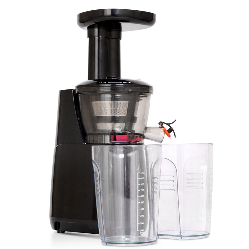 Cold Press High Yield Juicer - Black - Factory Direct Oz
