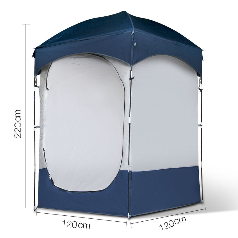 Camp Shower Tent - Single - Factory Direct Oz