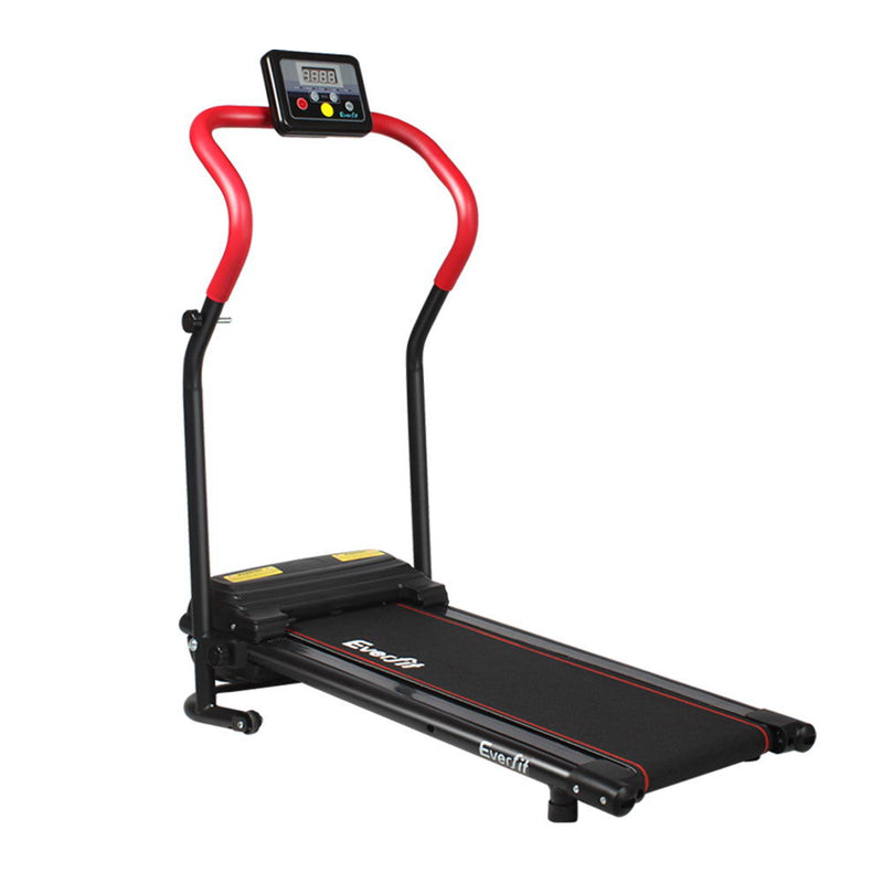 Everfit Home Electric Treadmill - Red - Factory Direct Oz