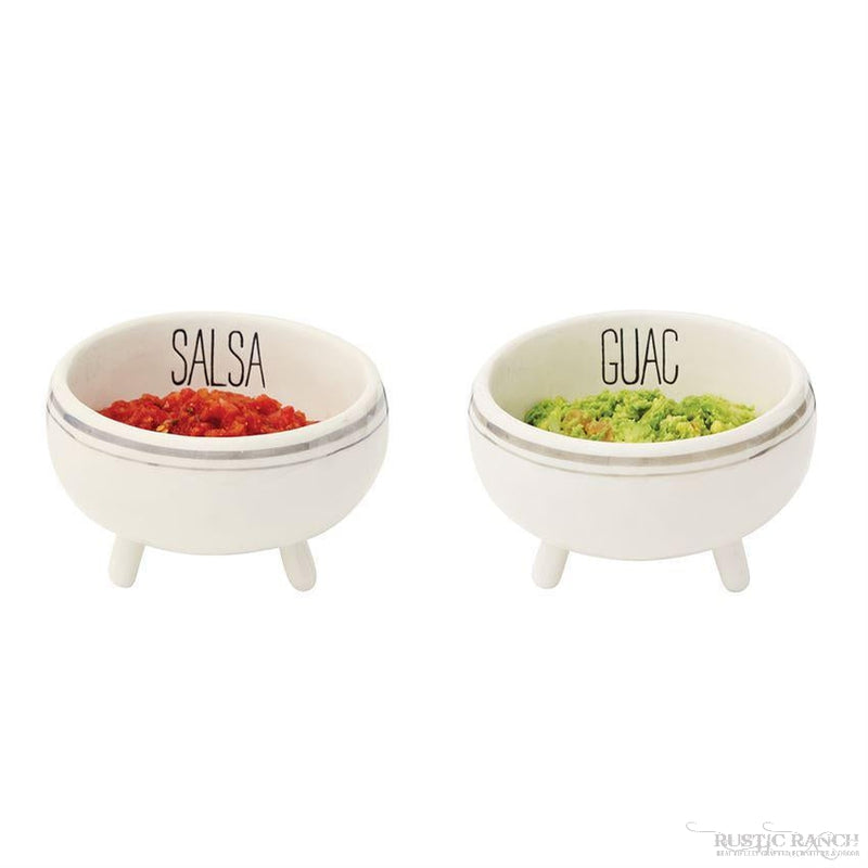 TIN SALT & PEPPER CADDY