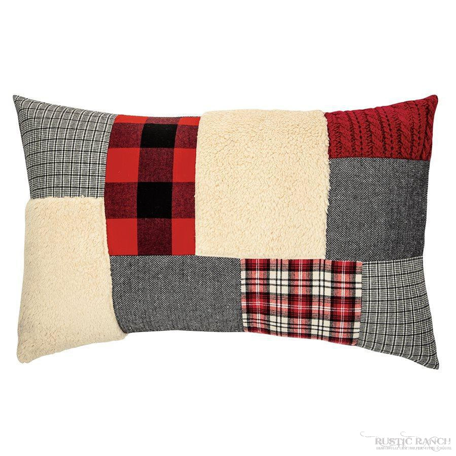 BUCK QUEEN SHAM-Rustic Ranch
