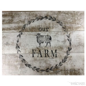 WREATH BUILDER CLASSIC STAMP-Rustic Ranch