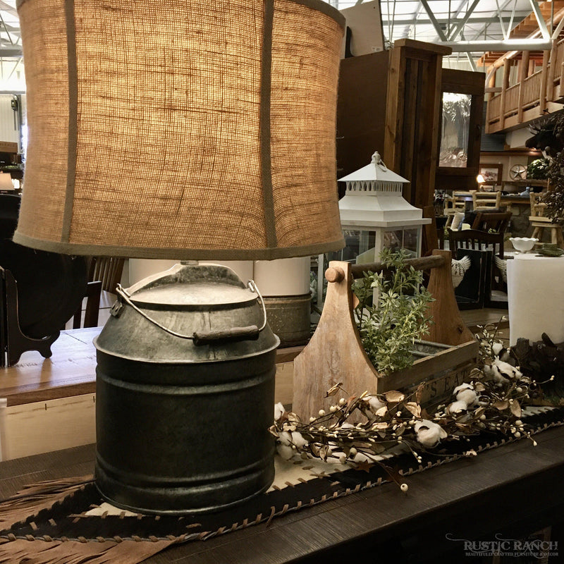 BRYANT TABLE LAMP-Rustic Ranch