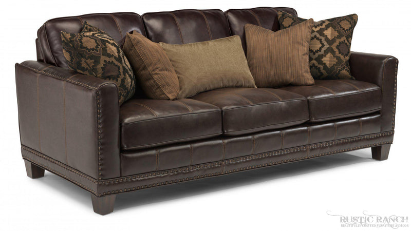 FENWICK POWER LOVESEAT - LIGHT BROWN