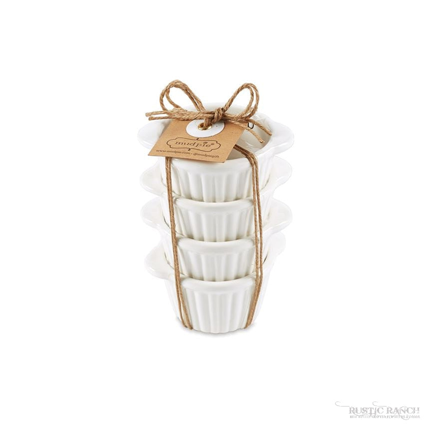 BUTTER SERVER SET-Rustic Ranch