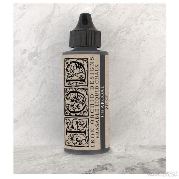 CHARCOAL ERASABLE LIQUID CHALK-Rustic Ranch