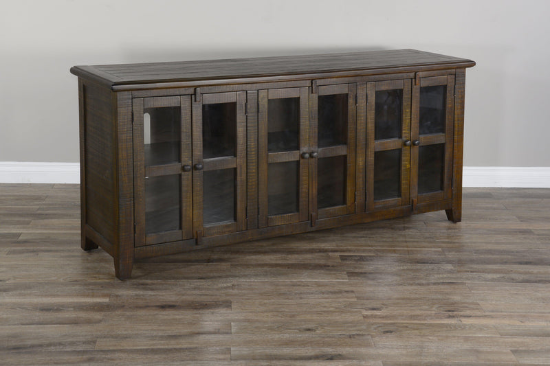 "HOMESTEAD 70"" TV CONSOLE-Rustic Ranch"