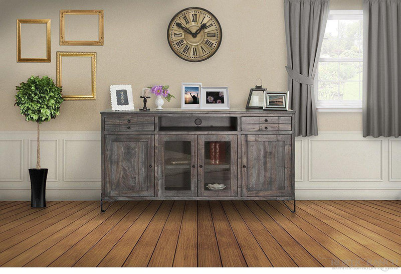 "MORO 70"" TV STAND-Rustic Ranch"