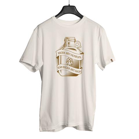 Camiseta Growler Off White