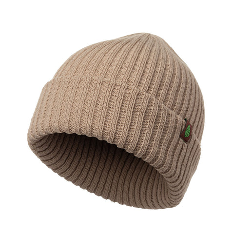 Gorro City Bege Basic